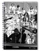 Jwinter #11 Crop 2 Spiral Notebook