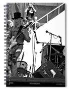 Jwinter #19 Spiral Notebook