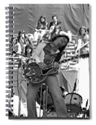 Jwinter #27 Crop 2 Spiral Notebook