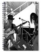 Jwinter #6 Crop 2 Spiral Notebook