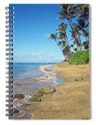 Ka'anapali Beach Spiral Notebook
