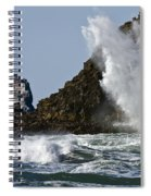 Kaboom Spiral Notebook