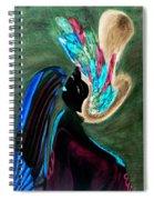 Kabuki Theatre Gone Wild Spiral Notebook
