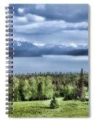 Kachemak Bay Spiral Notebook