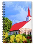 Kahikolu Congregational Spiral Notebook