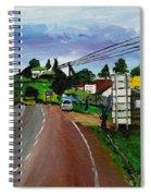 Kaihura Trading Center Spiral Notebook