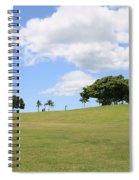 Kakaako Park Spiral Notebook