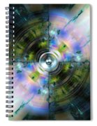 Kaleido 6 Spiral Notebook
