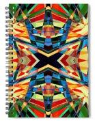 Kaleidoscope 2 Spiral Notebook