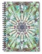 Kaleidoscope Spiral Notebook
