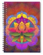 Kamalabhu 2014 Spiral Notebook