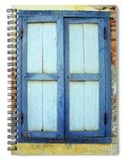 Kampot Blue Shutters Spiral Notebook
