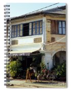 Kampot Epic Arts Cafe Spiral Notebook