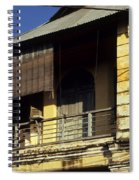 Kampot Old Colonial 02 Spiral Notebook