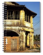Kampot Old Colonial 03 Spiral Notebook