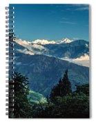 Kanchenjunga Spiral Notebook