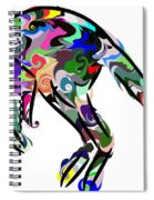 Kangaroo 2 Spiral Notebook