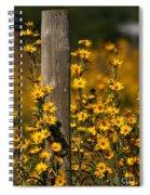 Kansas Bouquet Spiral Notebook