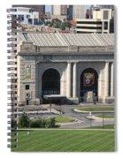 Kansas City - Union Station Spiral Notebook