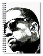 Kanye West Spiral Notebook