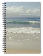 Kapalua - Aia I Laila Ke Aloha - Honokahua - Love Is There - Mau Spiral Notebook