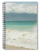 Kapukaulua - Purely Celestial Spiral Notebook