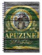 Kapuziner Spiral Notebook
