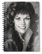 Karen Carpenter Spiral Notebook