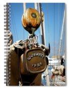 Karenita 1929 Spiral Notebook