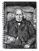 Karl Theodor Weierstrass (1815-1897) Spiral Notebook
