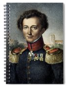 Karl Von Clausewitz (1780-1831) Spiral Notebook