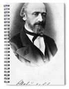 Karl Wunderlich (1815-1877) Spiral Notebook