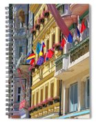 Karlovy Vary Spiral Notebook
