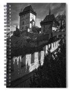 Karlstejn Castle Spiral Notebook