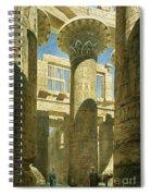 Karnak Spiral Notebook