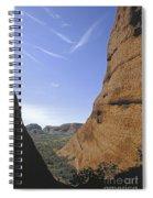 Kata Tjuta Australia 1 Spiral Notebook