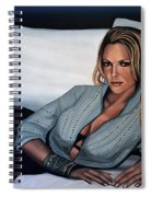 Katherine Heigl Spiral Notebook