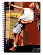 Katie Caboose Spiral Notebook