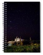 Katlyn Under The Stars Spiral Notebook