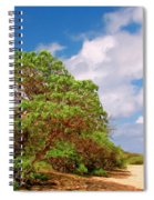Kauai Beach Spiral Notebook