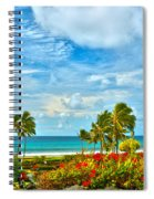 Kauai Bliss Spiral Notebook