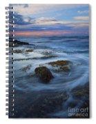 Kauai Tides Spiral Notebook
