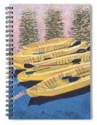 Kayak Dream Spiral Notebook