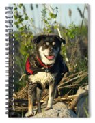 Kayaker's Best Friend Spiral Notebook