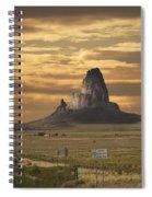Kayenta Monument Valley Spiral Notebook