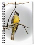 Kb Singing Spiral Notebook