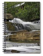 Kbal Chhay Waterfalls Spiral Notebook