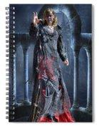 Kc Zombie Walk For Hunger Spiral Notebook