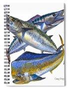 KDW Spiral Notebook
