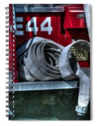 Keep Fire In Your Life No 11 Spiral Notebook